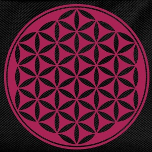 Vector - Flower of Life - 03, 1c, sacred geometry, energy, symbol, powerful, healing, protection,  Sweatshirts - Rygsæk til børn