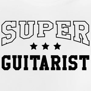 Guitarist / Guitar / Rock / Metal / Music / Funny Shirts - Baby T-Shirt