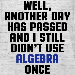 Didn't Use Algebra Once  Felpe - Top da donna della marca Bella
