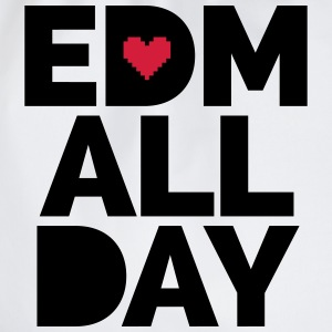 EDM ALL Day T-Shirts - Turnbeutel