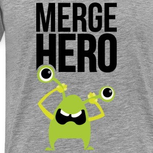 Monster Merge Hero 1 Tops - Men's Premium T-Shirt