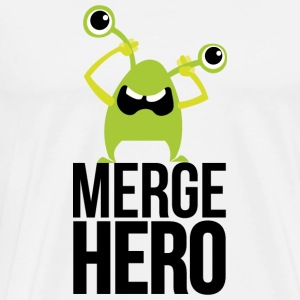 Monster Merge Hero Tank Tops - Camiseta premium hombre