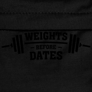 Weights Before Dates Sweat-shirts - Sac à dos Enfant
