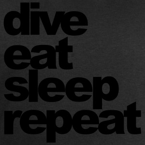 dive_eat_sleep_repeat - Men's Sweatshirt by Stanley & Stella