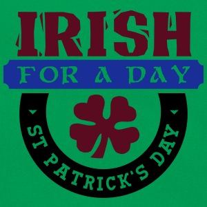 Irish for a Day T-Shirts - Retro Tasche