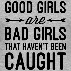 Good Girls Haven't Been Caught  Sweaters - slim fit T-shirt