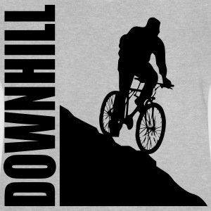 Bike Downhill Shirts - Baby T-Shirt