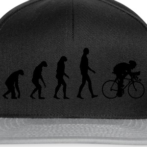Evolution Bike T-shirts - Snapback Cap