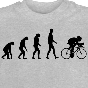 Evolution Bike Camisetas - Camiseta bebé