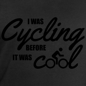 I was cycling before it was cool Camisetas - Sudadera hombre de Stanley & Stella