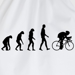 Evolution Bike T-Shirts - Turnbeutel