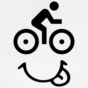 Bike face T-shirts - Basebollkeps