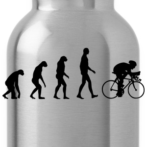 Evolution Bike Tank Tops - Water Bottle