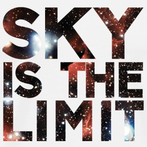 sky is the limit Sonstige - Männer Premium T-Shirt