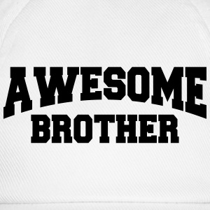 Awesome Brother T-shirts - Baseballkasket