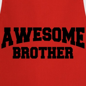 Awesome Brother Tee shirts - Tablier de cuisine
