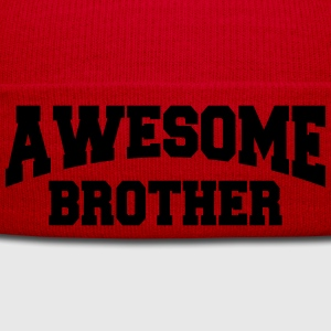Awesome Brother T-shirts - Vintermössa