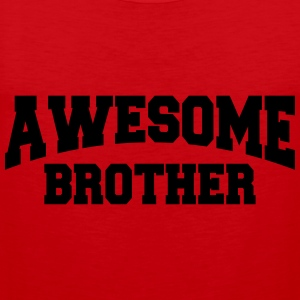 Awesome Brother Tee shirts - Débardeur Premium Homme