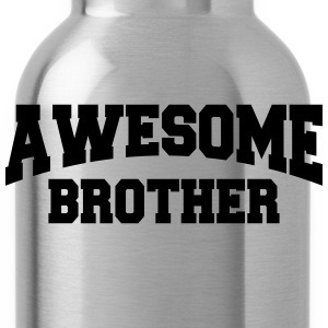 Awesome Brother T-Shirts - Trinkflasche