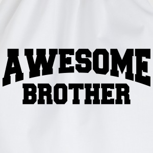 Awesome Brother Langarmshirts - Turnbeutel