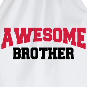Awesome Brother T-skjorter - Gymbag