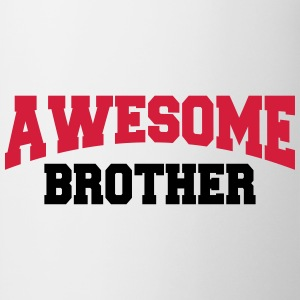 Awesome Brother T-skjorter - Kopp