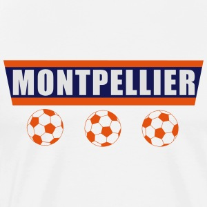 Montpellier football 2 Tee shirts - T-shirt Premium Homme