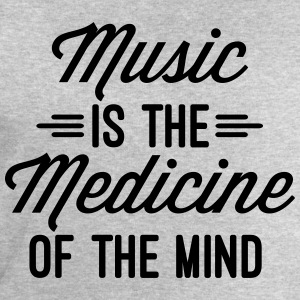 Music Medicine Of The Mind  Camisetas - Sudadera hombre de Stanley & Stella