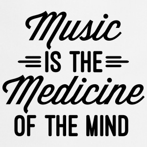 Music Medicine Of The Mind  Pullover & Hoodies - Kochschürze