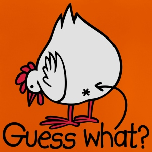 Guess what? (Chicken butt!) Tee shirts - T-shirt Bébé