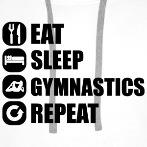 eat_sleep_gym_repeat_8_1f Tanktoppar - Premiumluvtröja herr