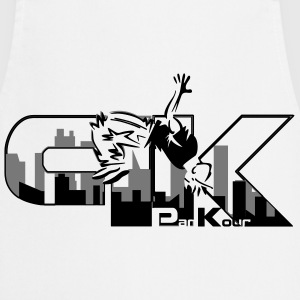 ParKour/Freerun T-shirts - Keukenschort