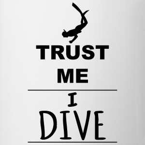 Trust me I Dive Top - Tazza