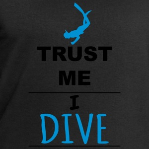 Trust me I Dive Sports wear - Men's Sweatshirt by Stanley & Stella