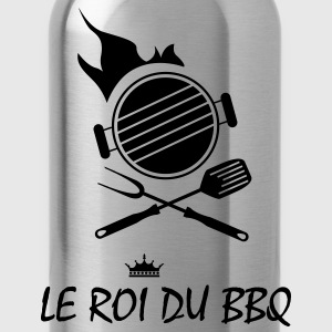 roi bbq barbecue grillade Tee shirts - Gourde