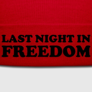 Last night in freedom T-Shirts - Winter Hat