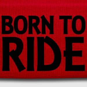 Born to ride T-shirts - Winterhue
