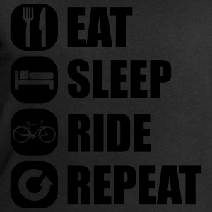 eat_sleep_ride_repeat_14_1f Tee shirts - Sweat-shirt Homme Stanley & Stella