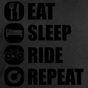 eat_sleep_ride_repeat_8_1f Långärmade T-shirts - Sweatshirt herr från Stanley & Stella