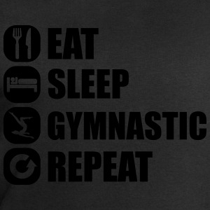 eat_sleep_gymnastic_repeat_6_1f Tee shirts - Sweat-shirt Homme Stanley & Stella