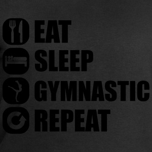 eat_sleep_gymnastic_repeat_5_1f Tee shirts - Sweat-shirt Homme Stanley & Stella