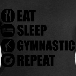 eat_sleep_gymnastic_repeat_4_1f Tee shirts - Sweat-shirt Homme Stanley & Stella