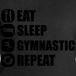 eat_sleep_gymnastic_repeat_2_1f T-skjorter - Sweatshirts for menn fra Stanley & Stella