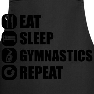 eat_sleep_gym_repeat_341f Sweatshirts - Forklæde