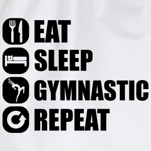 eat_sleep_gymnastic_repeat_1_1f Sweaters - Gymtas