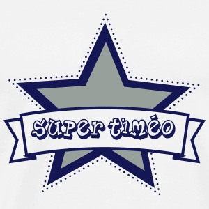 super timéo Sweats - T-shirt Premium Homme