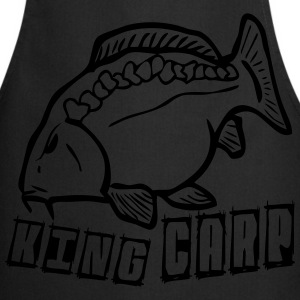 king carp1 T-Shirts - Cooking Apron
