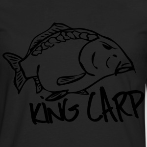 king carp T-Shirts - Men's Premium Longsleeve Shirt