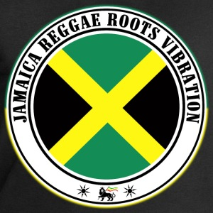 jamaica reggae roots vibration Tee shirts - Sweat-shirt Homme Stanley & Stella