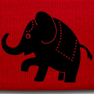 elefant T-Shirts - Wintermütze